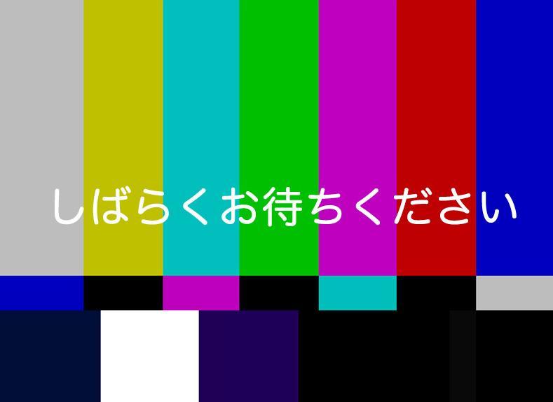 「テレビ しばらくお待ちください」の画像検索結果