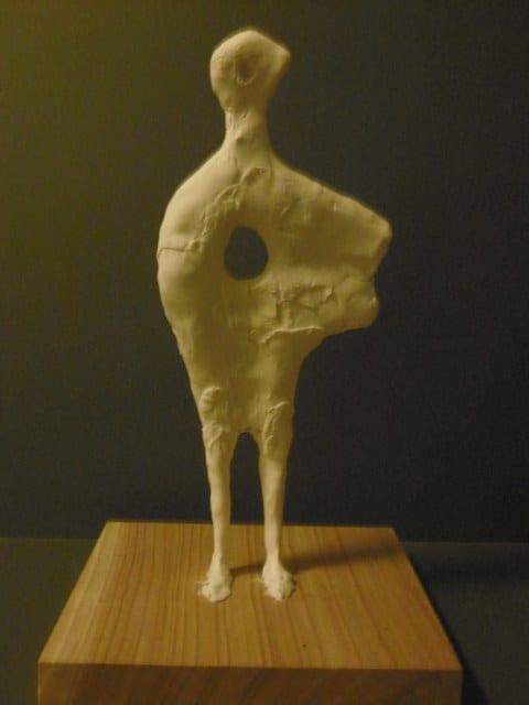 彫刻家 日本】「鳥人 Ⅲ」【現代日本彫刻家】大河原隆則 - <彫刻家 ...