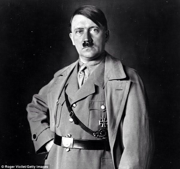 アドルフ ヒトラー 演説