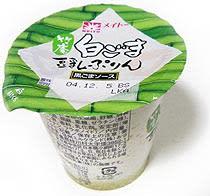メイトー/白ごま豆乳ぷりん