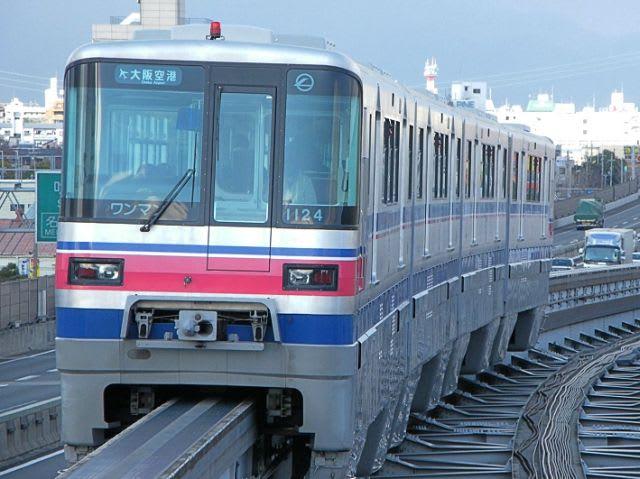 大阪モノレール1000系