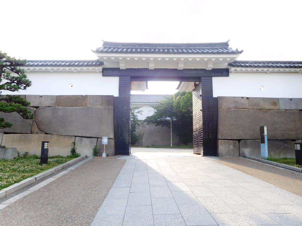 大坂城(大阪府) - むぎの城さんぽ