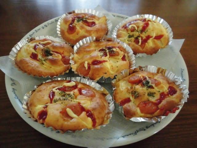 ホット ケーキ ミックス 惣菜 パン