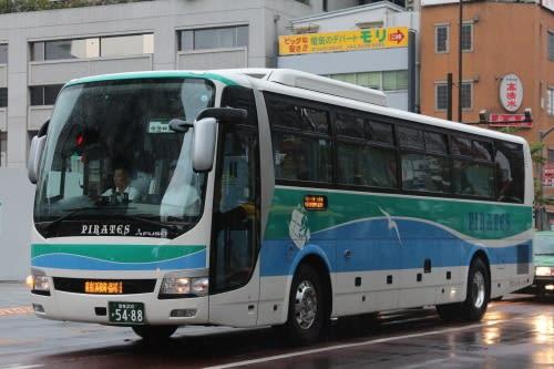 瀬戸内運輸(せとうちバス)の新...