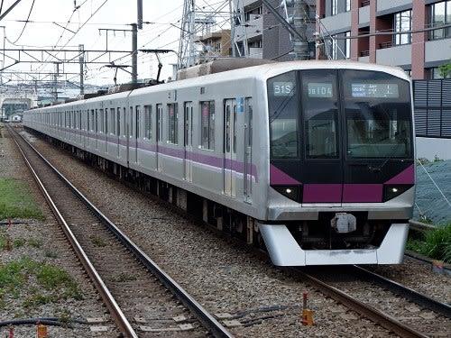 営団地下鉄最後の新型車08系 - 町田営業所業務日報
