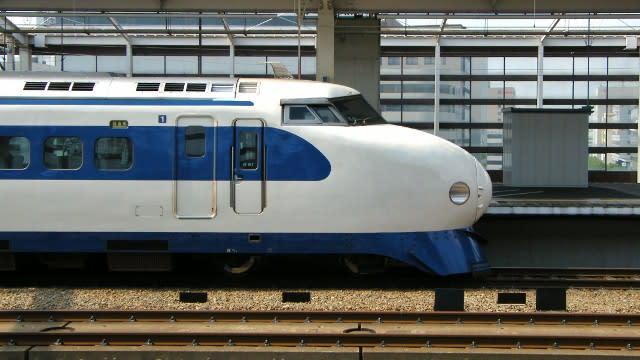 新幹線0系引退前