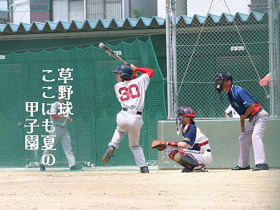 ちゃん 野球 に