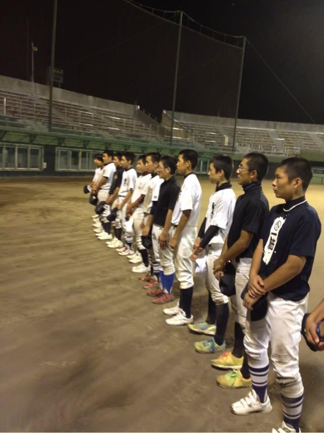本日の練習 - 野球をやるなら『南会津ボーイズ』!!