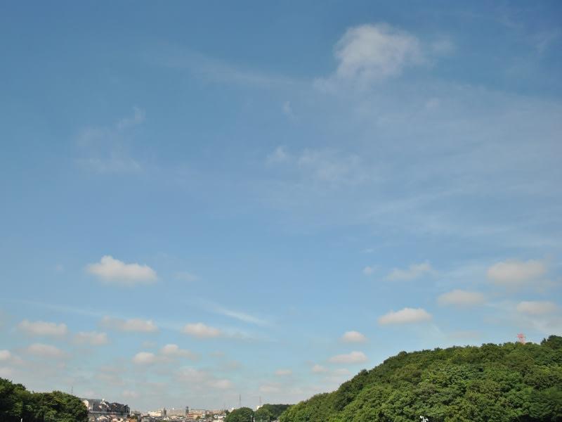 06月15日 朝の雲