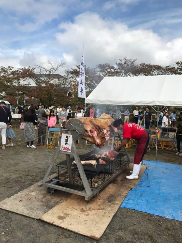 丹波篠山牛丸焼き - ラードラー日記 ー グルメライダース2.5