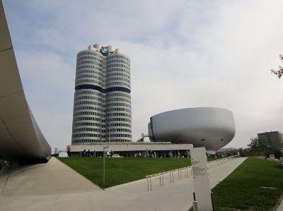 ドイツ出張記 その9~ BMW博物館...