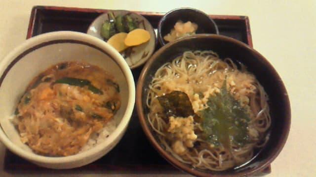 京都蕎麦 一休庵