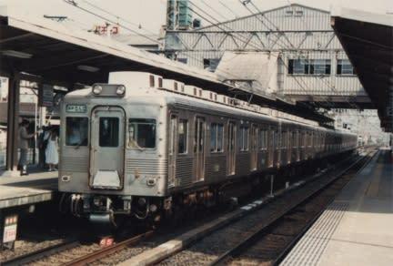 南海6100系 (1988) - 旦那と好きなものと私