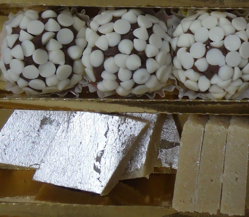 インド菓子