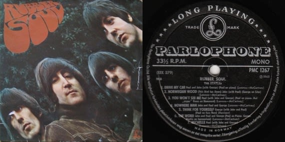『Norwegian Wood (This Bird Has Flown)』The Beatles ...