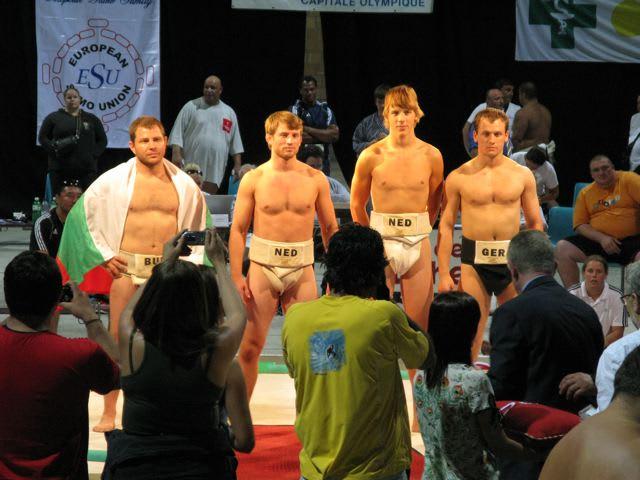 ヨーロッパ相撲選手権大会 - ト...
