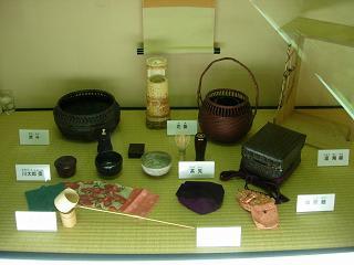 日本の文化と国際交流と・・・
