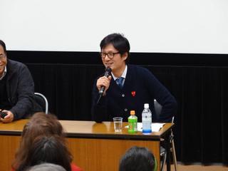 アート講座第2回「映画監督李相...