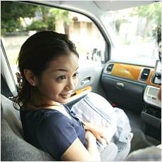 「彼氏の車に乗るときに、女性がチェックする」の質問画像