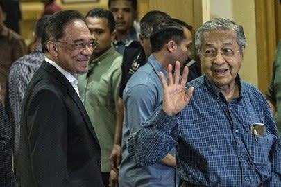 マレーシア 存在感際立つマハティール首相からアンワル氏への禅譲は ...