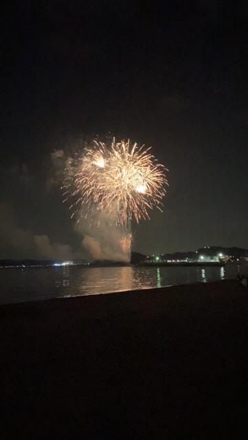 2020年8月1日 葉山 鎌倉