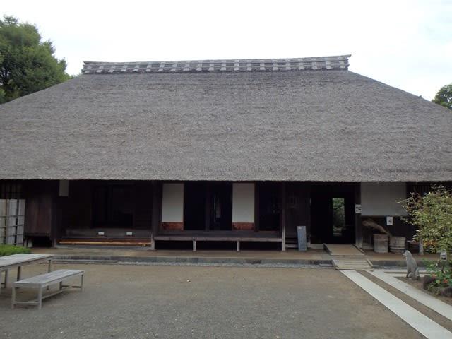 瀬戸屋敷の主屋