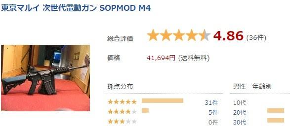 エアガントイガンM4東京マルイ 次世代電動ガンサバゲサバイバルゲーム銃小銃アサルトライフル,