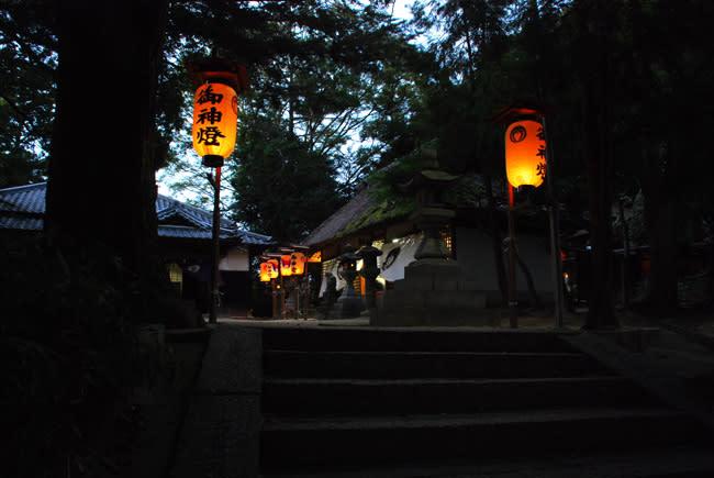夜都伎神社 - 和尚の大和路