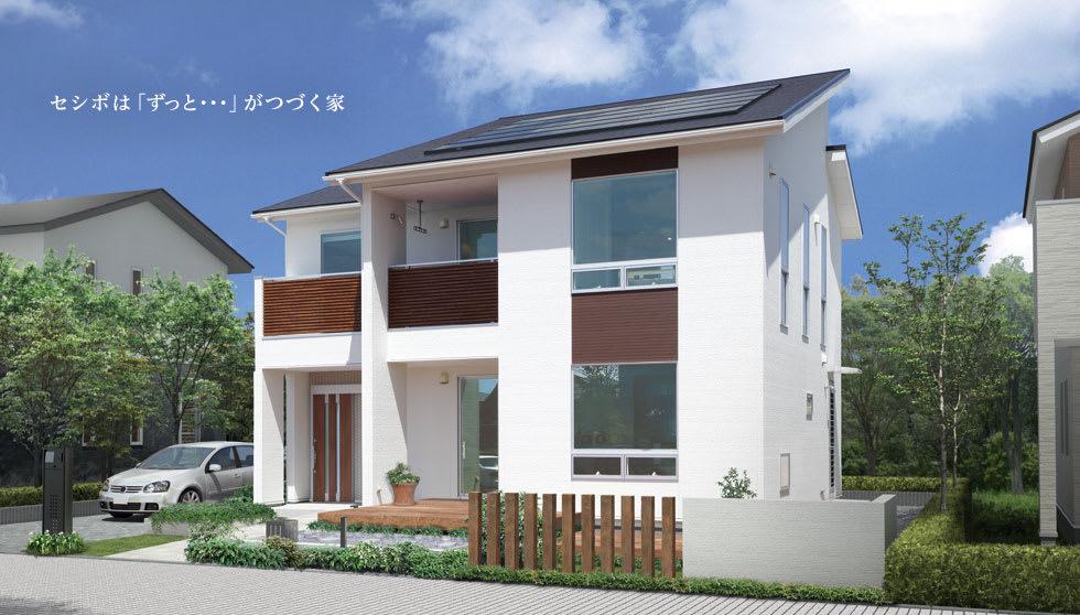 大容量太陽光&ビルトインガレージの家
