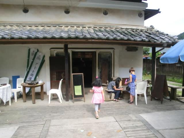 蔵のカフェ