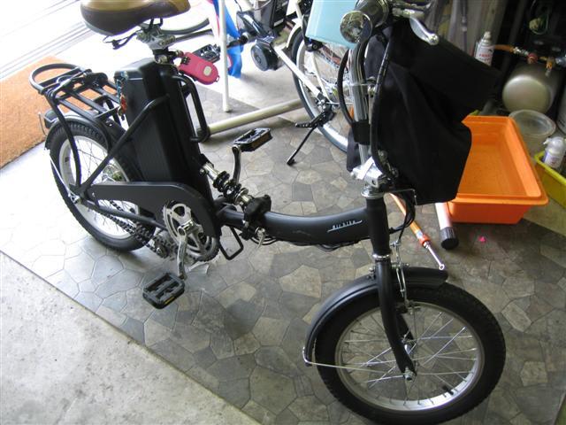 電動 自転車 修理