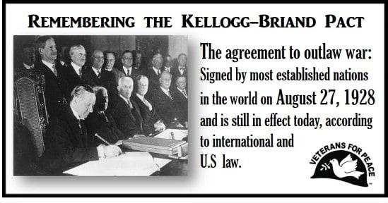 パリ不戦条約を発行。 - 世界メディア・ニュースとモバイル ...
