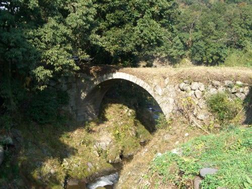 144 筏場眼鏡橋 (大分県日田市) - 私の宝物