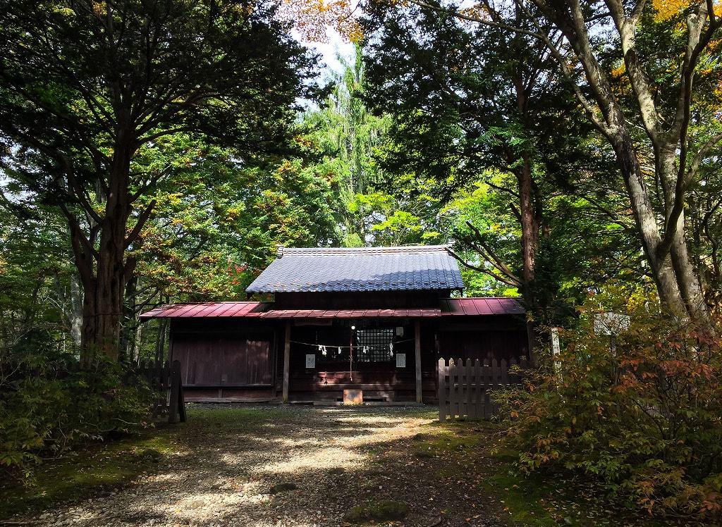 軽井沢町追分浅間(あさま)神社 - 軽井沢フォトライフ
