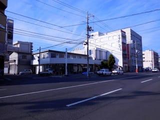 ポプラ松浜店跡