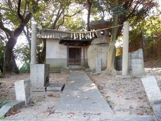 三寶荒神社