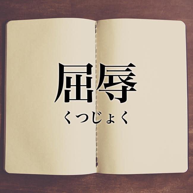 屈辱と疎外感と軽視 - nekomitu日記