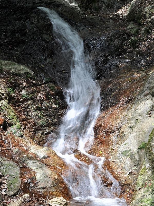 龍門の滝下段