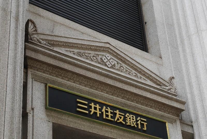 旧三井本館の「隅立て四つ目結紋」