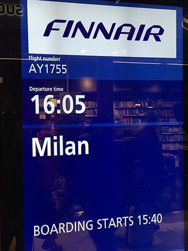 イタリア旅行記 2016
