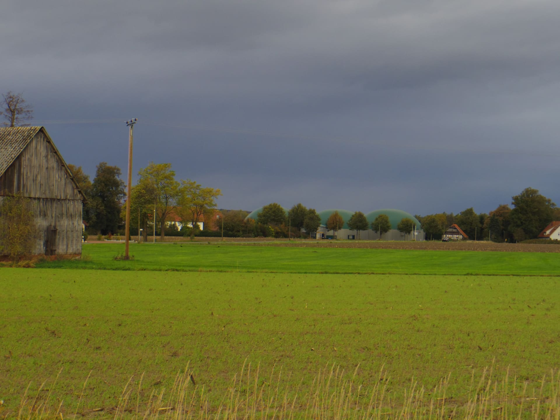 日 の 地球 農場 最後