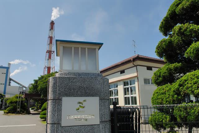 工場 日本 製紙 八代
