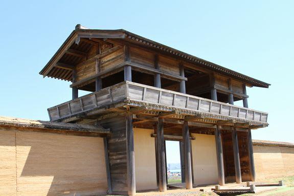 北辺の城柵、志波城 - 「じぇん...