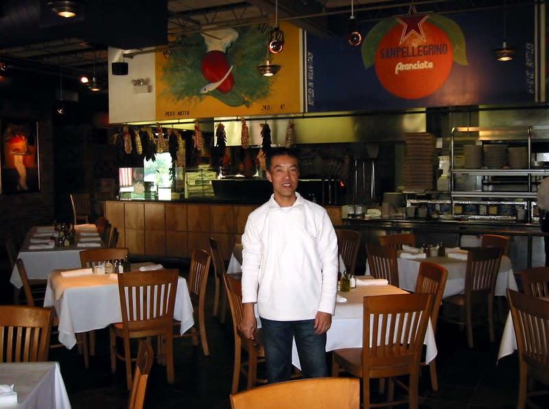 At_italian_restaurant