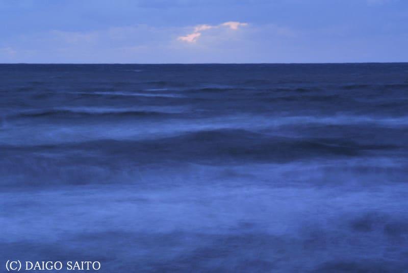 荒れる静かな海Ⅱ