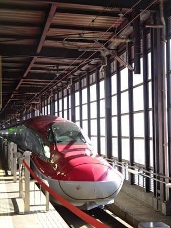 秋田新幹線、こまちに乗ってみたくて - ぼちっと鉄・鉄