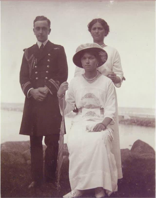 皇女マリアに憧れた ルイス・マウントバッテン - 名のもとに生きて