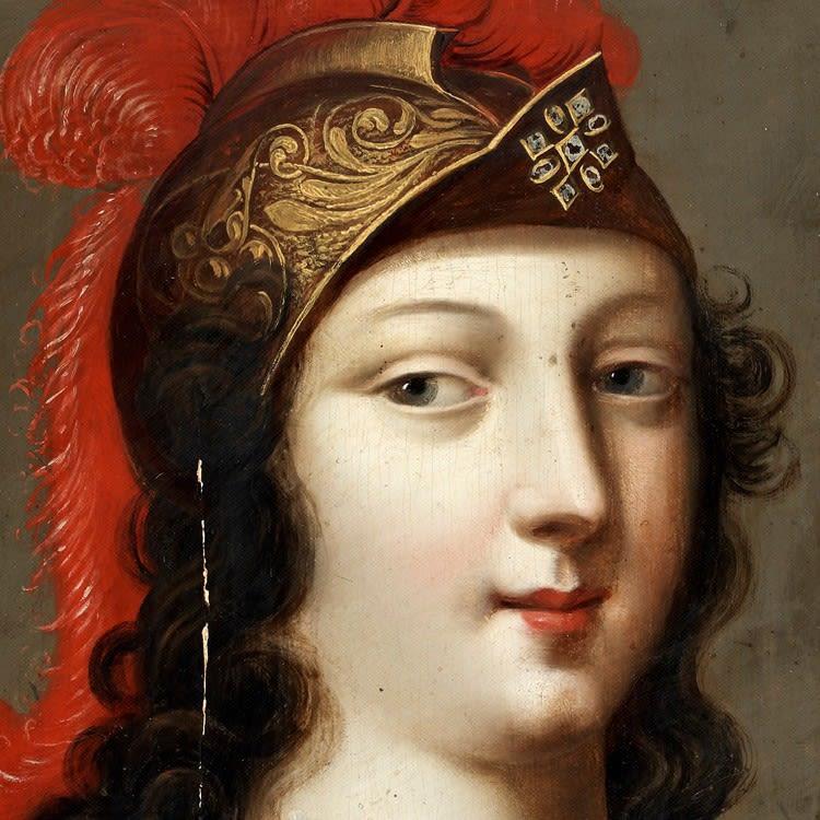 女王クリスティーナ - 今日のエンジェルファーム