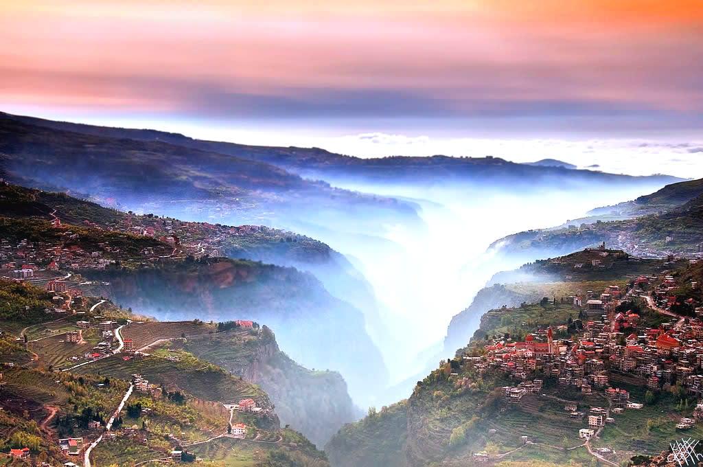Kadisha Holy Valley