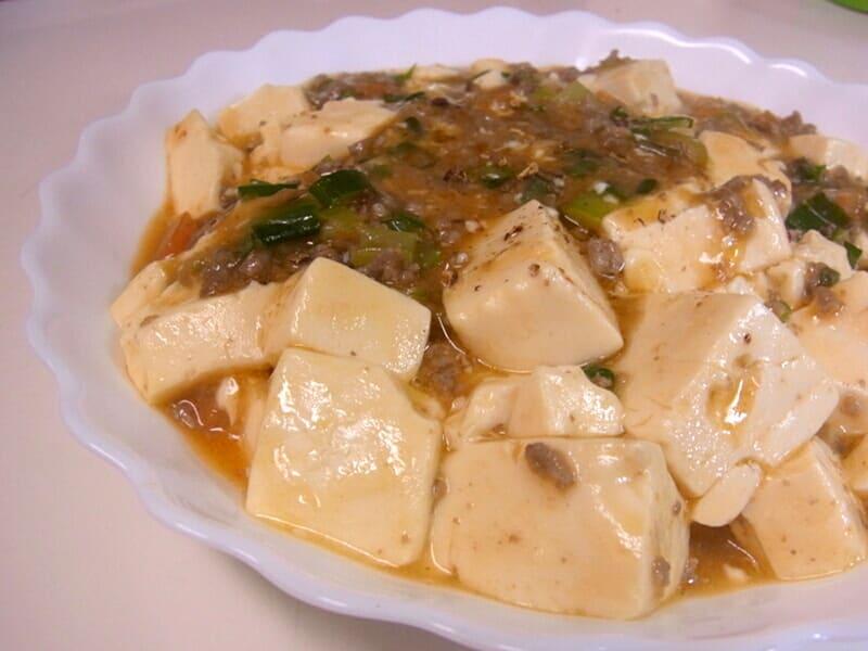 01月31日 麻婆豆腐